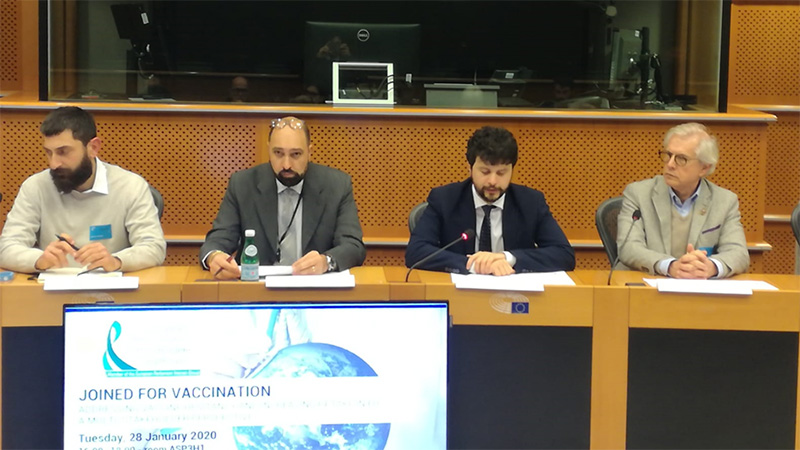 MEPs Interest Group European Patients Rights and Cross border Healthcare Official launch 2019 2024 term
