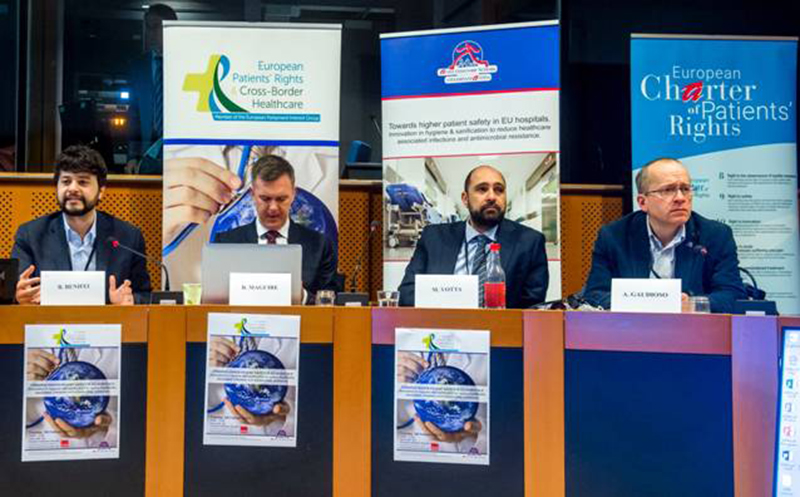 5th february 2019 towards higher patient safety in european hospitals innovation2